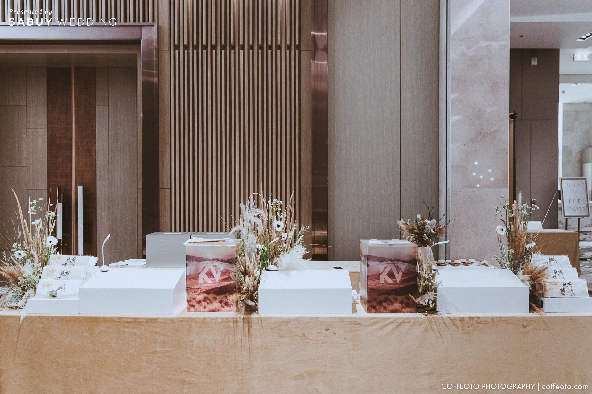 ตกแต่งงานแต่งงาน,งานแต่งงาน,ladawan รีวิวงานแต่งโรแมนติก จำลองหมู่บ้าน Cotswold ของอังกฤษมาไว้ในงาน @ Hotel Nikko Bangkok