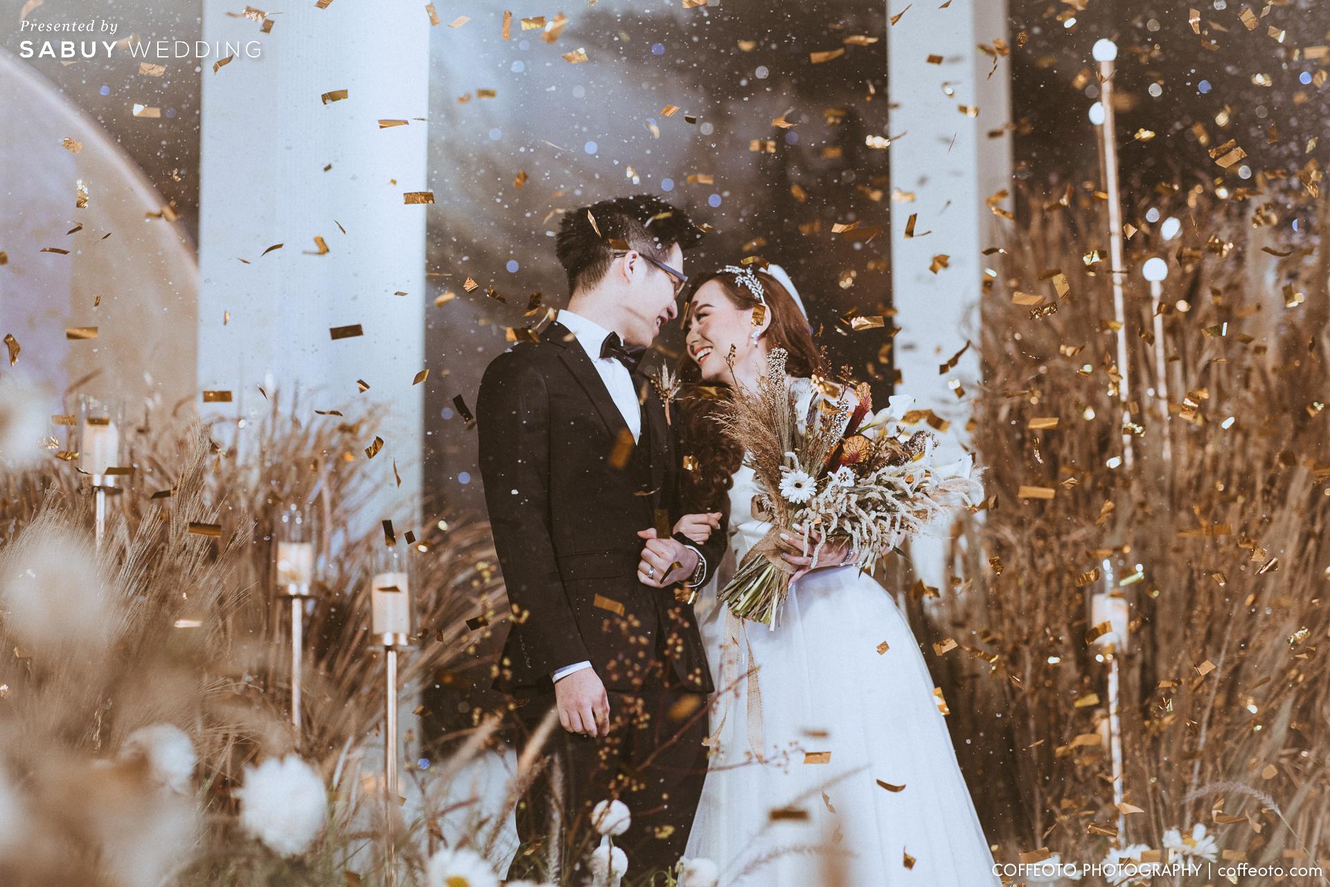 ชุดแต่งงาน,ชุดเจ้าสาว,HotelNikko รีวิวงานแต่งโรแมนติก จำลองหมู่บ้าน Cotswold ของอังกฤษมาไว้ในงาน @ Hotel Nikko Bangkok