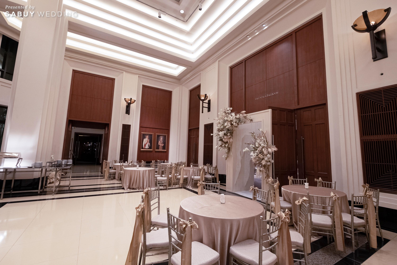 สถานที่จัดงานแต่งงาน รีวิวงานแต่งริมน้ำชวนฝัน สวยอลังการ ได้งานครบทุกพิธี @The Peninsula Bangkok
