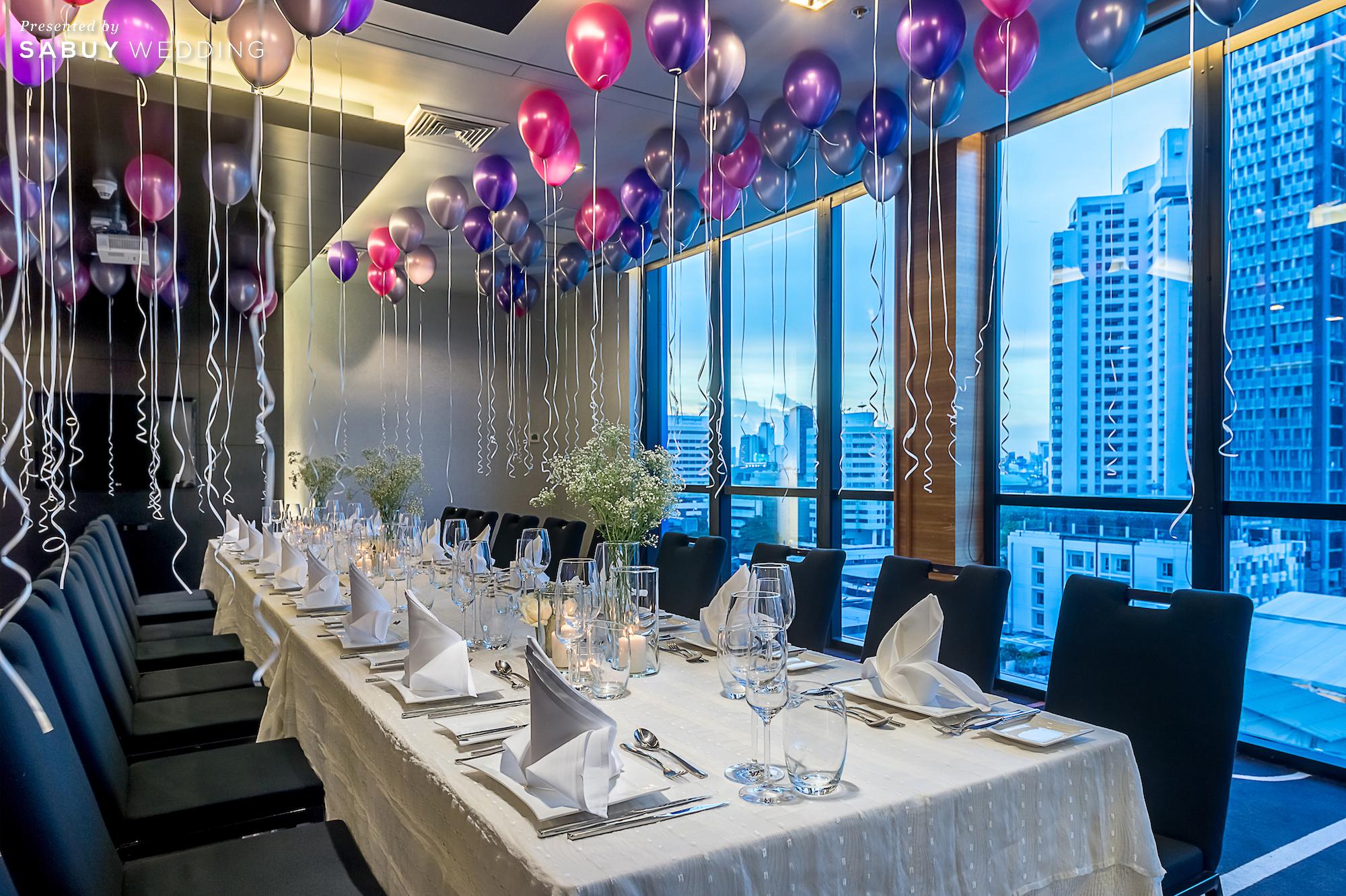 ALOFT BANGKOK-SUKHUMVIT 11,Marriott Wedding Thailand,แมริออท ประเทศไทย,สถานที่แต่งงาน,สถานที่จัดงานแต่งงาน,โรงแรม,งานแต่งงาน,งานเลี้ยง ครบทุกความต้องการของบ่าวสาว กับ 40 สถานที่แต่งงานในเครือ Marriott