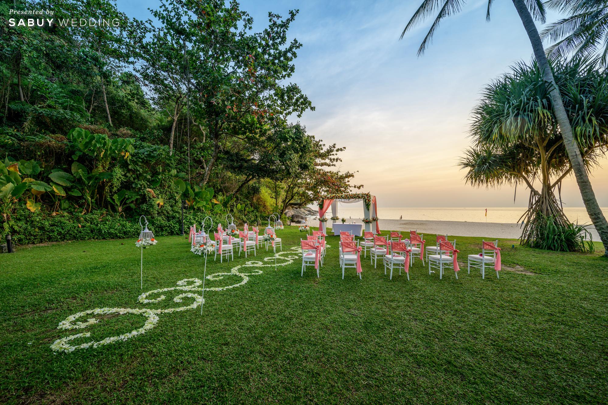 LE MÉRIDIEN PHUKET BEACH RESORT,Marriott Wedding Thailand,แมริออท ประเทศไทย,สถานที่แต่งงาน,สถานที่จัดงานแต่งงาน,โรงแรม,งานแต่งงาน,งานแต่ง outdoor,งานแต่งริมทะเล,งานแต่งชายทะเล,งานแต่งในสวน ครบทุกความต้องการของบ่าวสาว กับ 40 สถานที่แต่งงานในเครือ Marriott