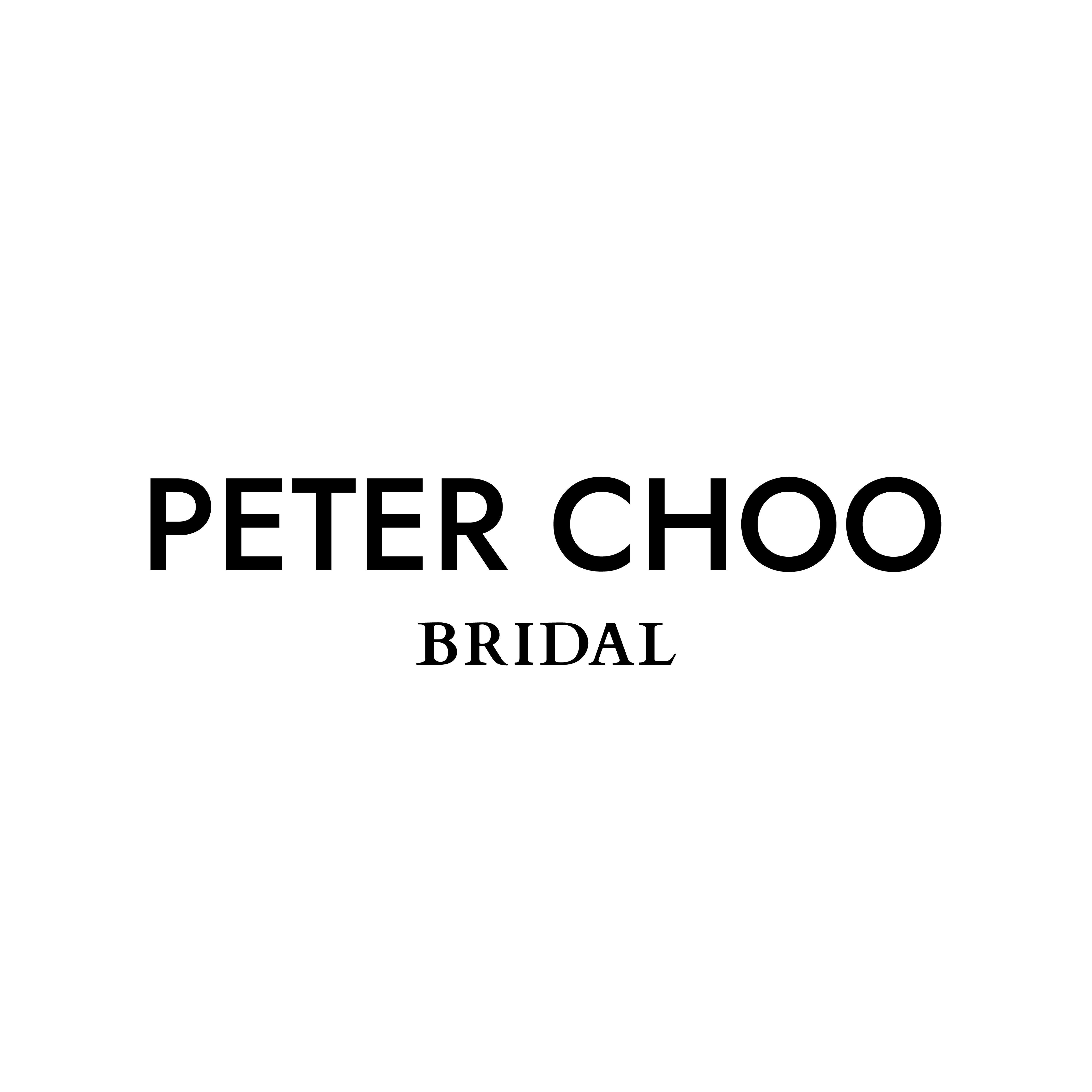 PETER CHOO BRIDAL