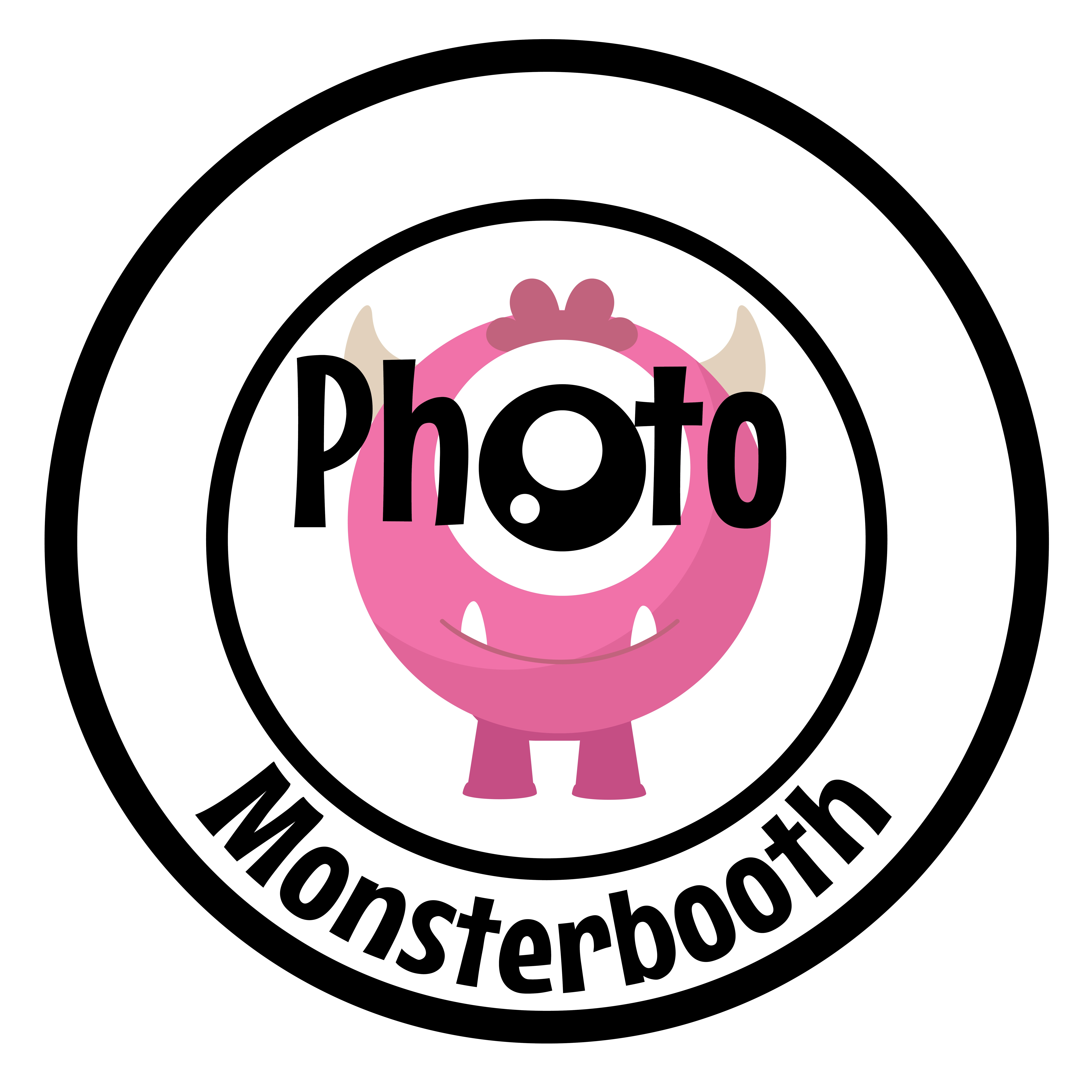 Monster photobooth